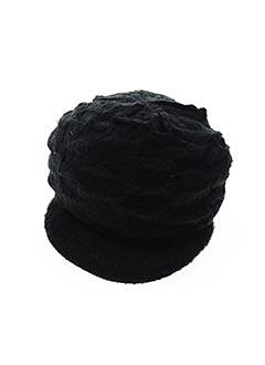 Bonnet noir VL COLLECTION pour enfant