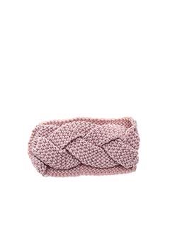 Bonnet rose VL COLLECTION pour femme