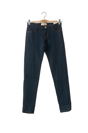 Pantalon casual bleu MAYORAL pour garçon