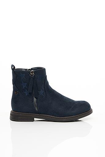Bottines/Boots bleu XTI pour fille