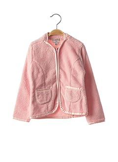 Veste casual rose CHIPIE pour fille