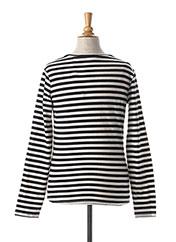 T-shirt manches longues noir GARCIA pour fille seconde vue
