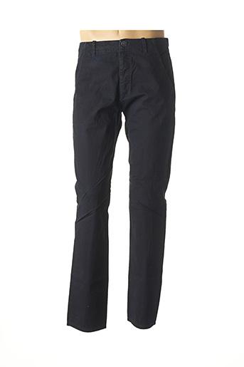 Pantalon casual bleu FREESOUL pour homme