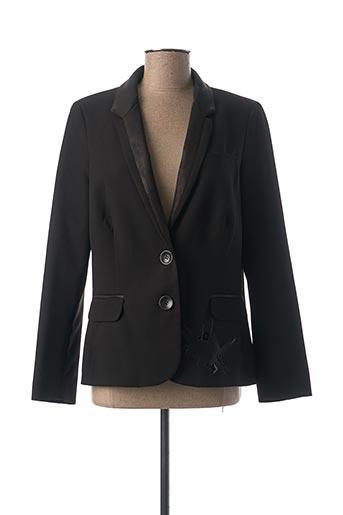 Veste chic / Blazer noir MERI & ESCA pour femme