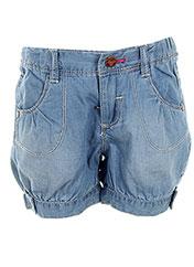 Short bleu ABSORBA pour fille seconde vue