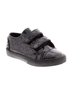 Baskets noir GUESS pour fille