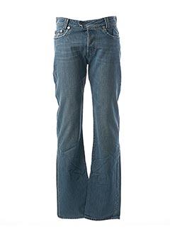 Jeans bootcut bleu APRIL 77 pour homme