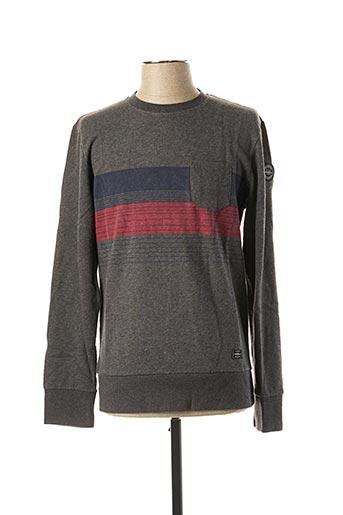 Sweat-shirt gris O'NEILL pour homme