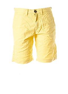 Bermuda jaune O'NEILL pour homme