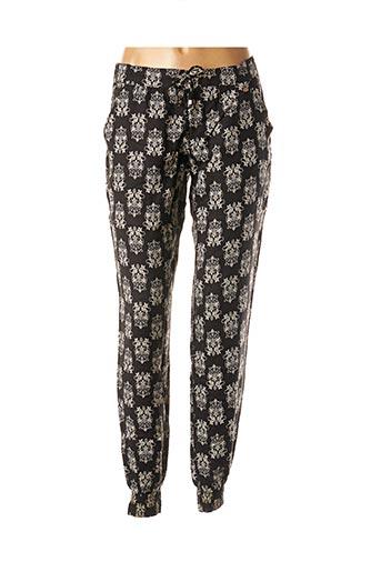Pantalon casual noir O'NEILL pour homme