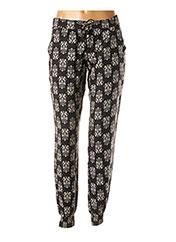 Pantalon casual noir O'NEILL pour homme seconde vue