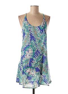 Robe courte vert O'NEILL pour femme