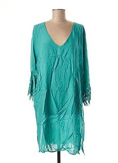 Robe mi-longue vert O'NEILL pour femme
