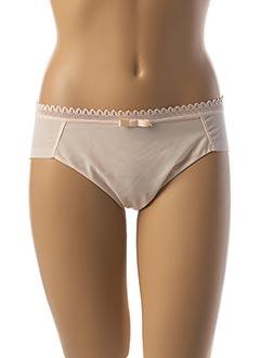 Slip/Culotte rose LOU pour femme