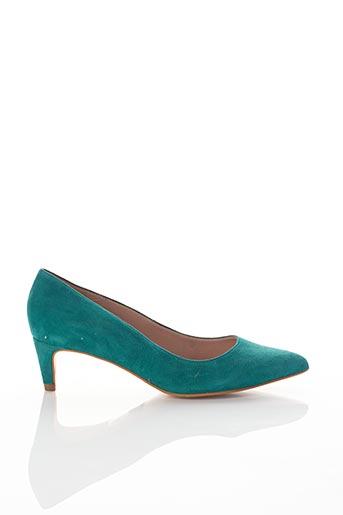 Escarpins bleu MAISON 123 pour femme