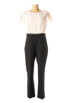 Combi-pantalon rose 1 2 3 pour femme