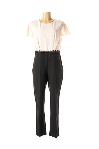 Combi-pantalon rose MAISON 123 pour femme