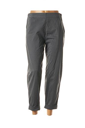 Pantalon 7/8 gris ELEMENTE CLEMENTE pour femme