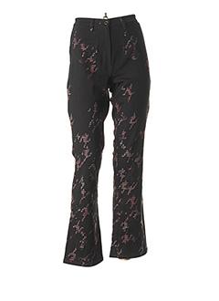 Pantalon 7/8 noir ROSA ROSAM pour femme