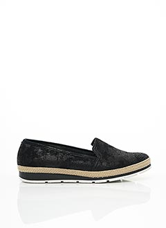 Chaussures de confort noir GABOR pour femme