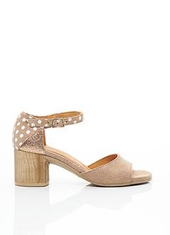 Sandales/Nu pieds rose MINKA DESIGN pour femme