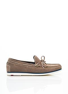 Chaussures bâteau marron LLOYD pour homme