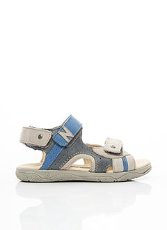 Sandales/Nu pieds gris NOËL pour garçon