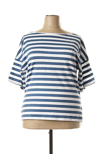 T-shirt manches courtes bleu ARTIMAGLIA pour femme