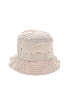 Chapeau beige MTM pour unisexe