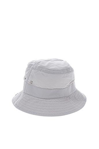Chapeau gris MTM pour unisexe