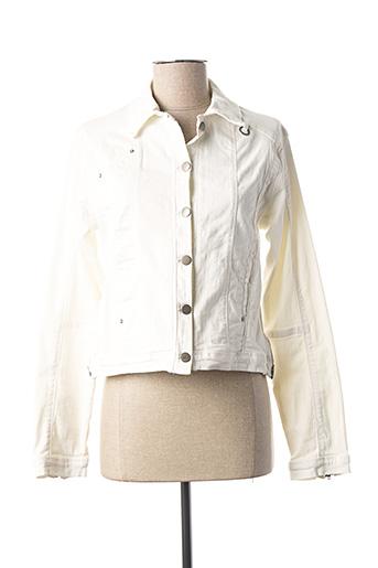 Veste casual beige MADO ET LES AUTRES pour femme