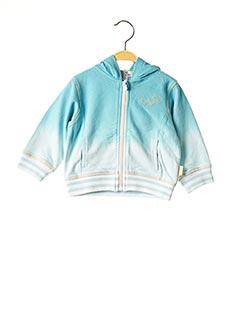 Veste casual bleu NANO & NANETTE pour garçon