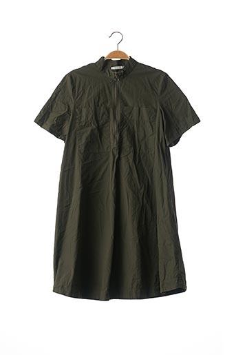Robe courte vert EDC BY ESPRIT pour femme