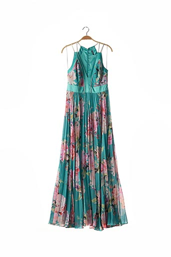 Robe longue bleu MARCIANO pour femme