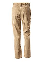 Pantalon casual beige HIGH pour femme seconde vue