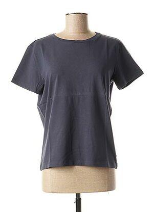 T-shirt manches courtes bleu WEEKEND MAXMARA pour femme