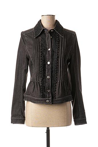 Veste casual noir MAXMARA pour femme