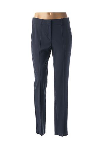 Pantalon chic bleu ARMANI pour femme