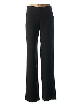 Pantalon chic noir ARMANI pour femme