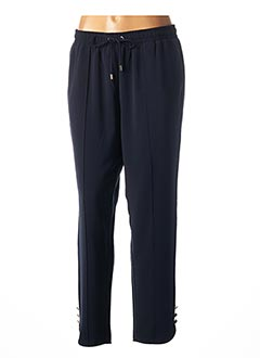 Pantalon 7/8 bleu LIU JO pour femme