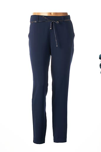Pantalon chic bleu LIU JO pour femme