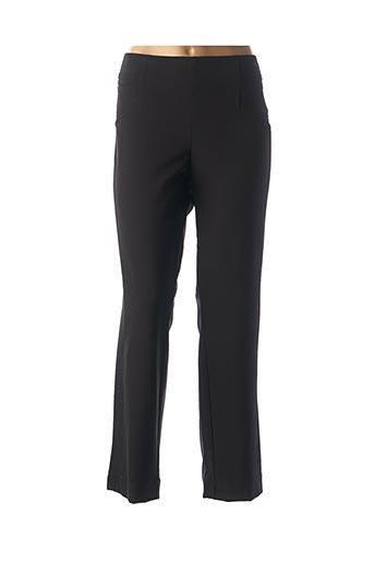 Pantalon casual noir SPORTALM pour femme