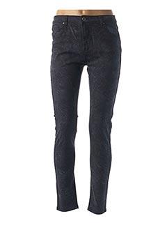 Pantalon casual bleu TOXIK3 pour femme