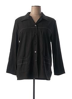 Veste casual noir VETISTYLE pour femme