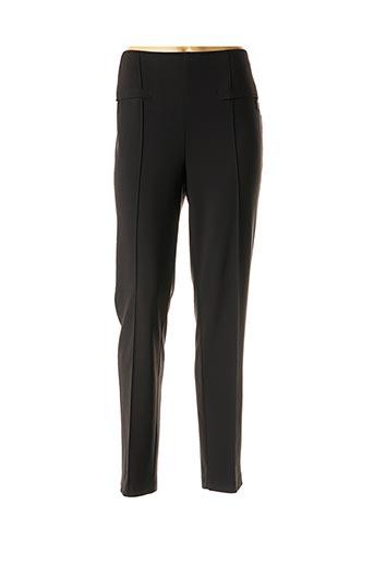 Pantalon chic noir JOSEPH RIBKOFF pour femme