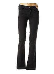 Pantalon casual noir ANGELO MARANI pour femme seconde vue