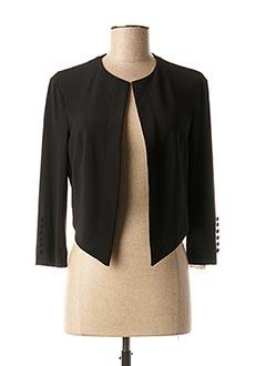 Veste casual noir JOSEPH RIBKOFF pour femme