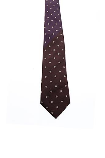 Cravate violet KENZO pour homme