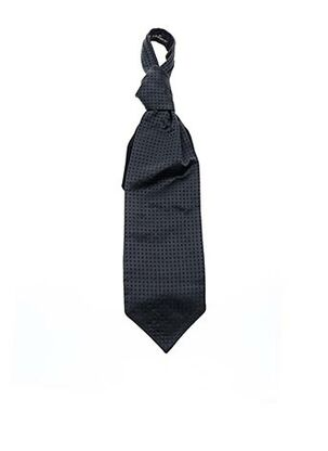 Cravate bleu JEAN DE SEY pour homme
