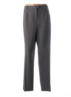 Pantalon casual gris SYM pour femme